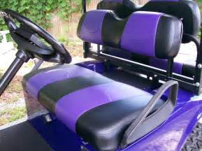 Seat Covers Golf Carts Club Car Precedent Golf Cart Deluxe Vinyl Seat Covers