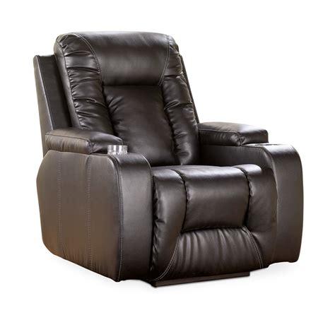 Home Theater Recliner Chairs by Error Hom Furniture