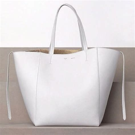 Eksklusif Tas La Coste City Tote Bag Tas Wanita Branded Murah Tas white tote handbag handbags 2018