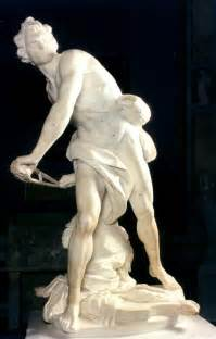 david sculpture fine artists gian lorenzo bernini italian sculptor 1598 1680