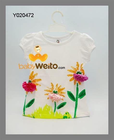 y020472 atasan 3 bunga 3d warna sesuai gambar ukuran gt 90 panjang 39cm lebar dada 26cm gt 100