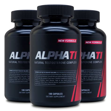 alpha t supplements alpha t1 3pack testosterone booster metabolism booster