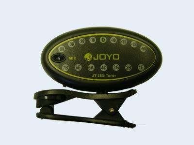 Mini Tuner Joyo Jt 11 Chromatic terry distributors guitar bass tuners