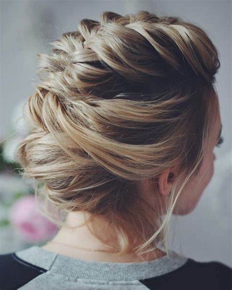 heavy formal hair styles best 25 updo hairstyle ideas on pinterest