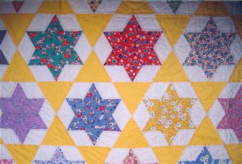 quilt pattern six pointed star 6 pointed star quilt beautiful quilts pinterest