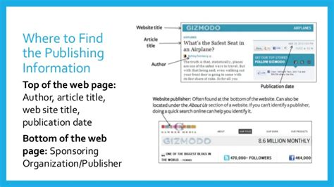 How To Search For On The Web Citations