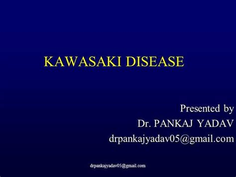 kawasaki powerpoint template kawasaki disease authorstream