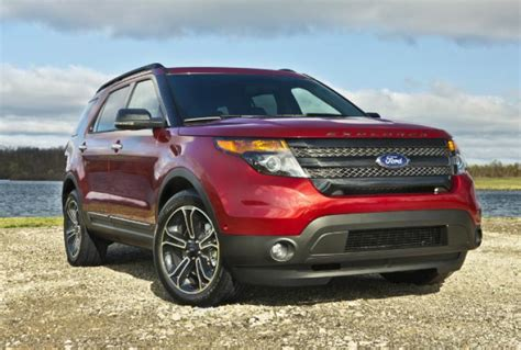 land rover ford 2013 explorer sport has land rover in its crosshairs ny