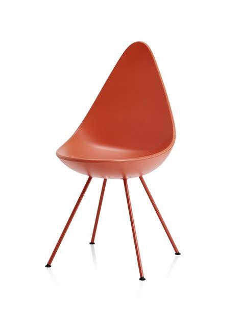 Fritz Hansen Chair by Fritz Hansen Drop Chair Modern Planet