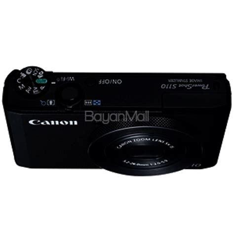 Kamera Canon Wifi Power S110 canon digital powershot s110