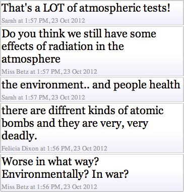 Pros And Cons Of Mba In Today S Environment by Mrs S Science Science Atomic Bomb Debates