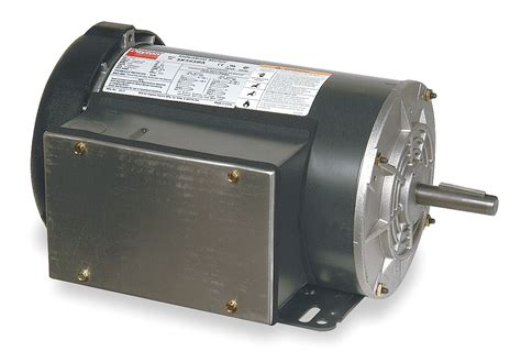 2 hp motor start capacitor dayton 1 1 2 hp general purpose motor capacitor start 1725 nameplate rpm voltage 115 208 230