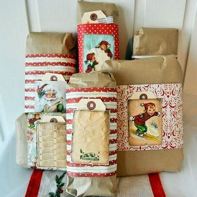 crafts with wrapping paper 268 best images about vintage gift wrap ideas on