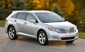 Toyota Venza Road Car And Driver