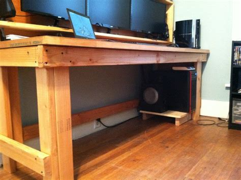Desk Plans 2x4 Pdf Woodworking