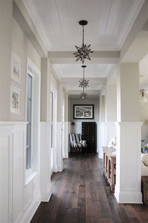 newport home tour paint colors the floor and pendant