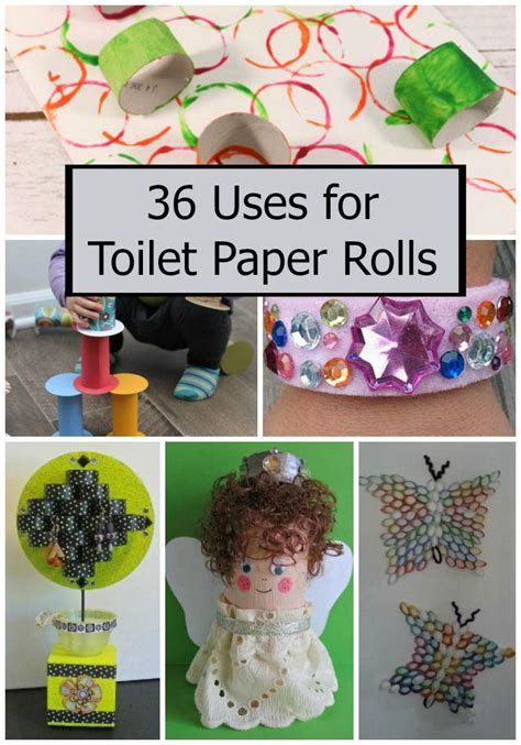 What Can You Make With Toilet Paper Rolls - 36 uses for toilet paper rolls lessonpaths