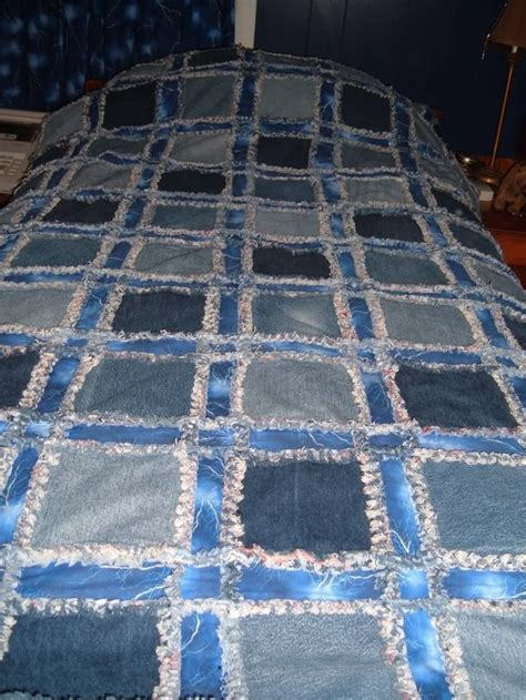 Denim Quilting by Denim Quilt Ideas All About Quilt