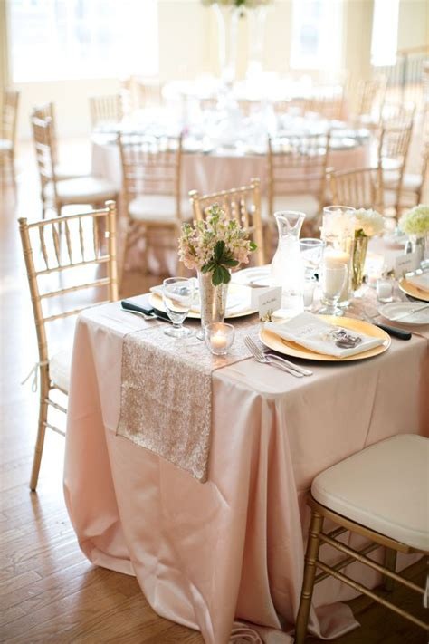 pale pink table cover 1000 ideas about table cloth wedding on navy