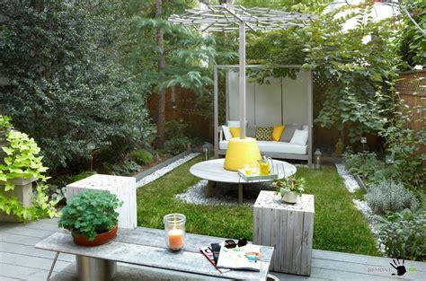 Small Backyard Decor by 100