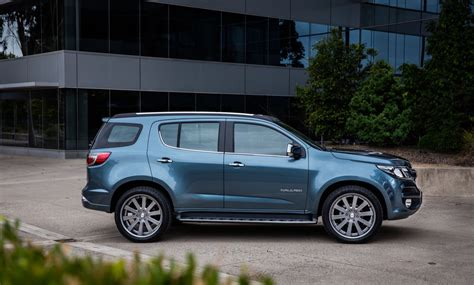 chevrolet trailblazer chevy trailblazer premier revealed gm authority