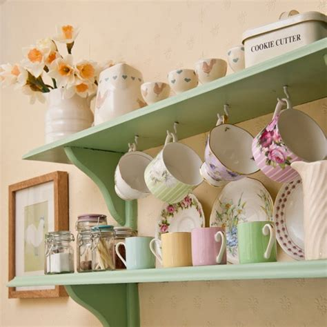 go with pretty vintage shelving best kitchen shelving