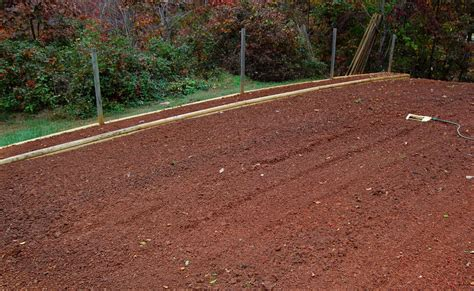 how to till a garden by mulch is a key to no till