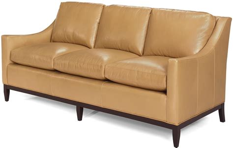 new classic sofa new leather sofa classic chic top grain leather wood hand