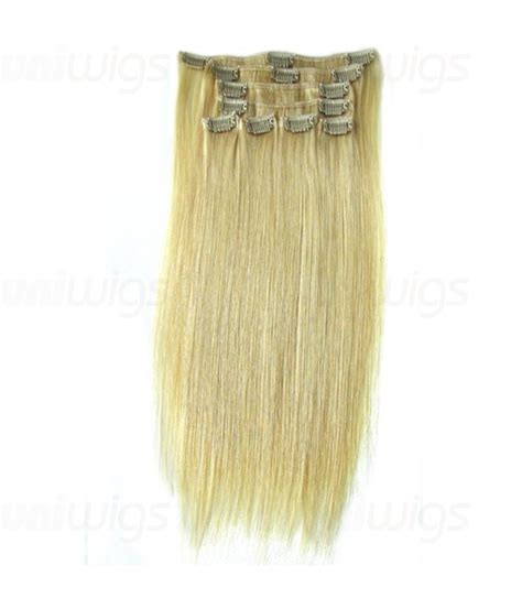color hair extensions clip in color diy white remy human hair clip in