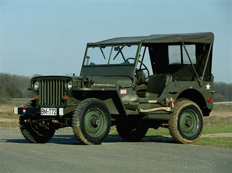 willys jeep willys mb jeep 1942