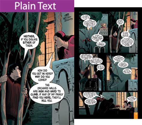 descargar romeo and juliet plain text romeo juliet graphic novel paperback classical comics