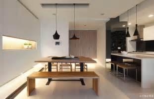 厨房餐厅一体 厨房餐厅一体设计