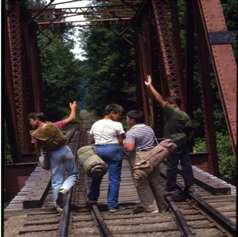 themes in the film stand by me mise en scene stand by me 1986 alexcat33