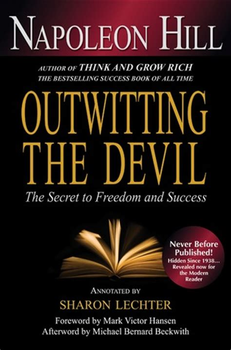 science of success napoleon hill pdf read outwitting the devil the secret to freedom and success full book pdf you can get all