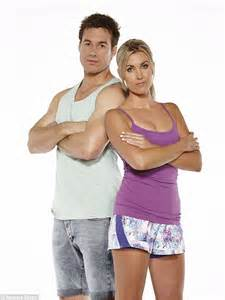seven year switch couple jackie and tim s parenting seven year switch star jackie complains partner tim won t