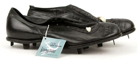 lot detail vintage spot bilt kangaroo leather baseball