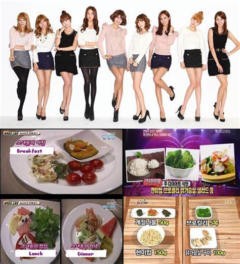 junklebook  diet ala artis korea tips langsing ala seleb