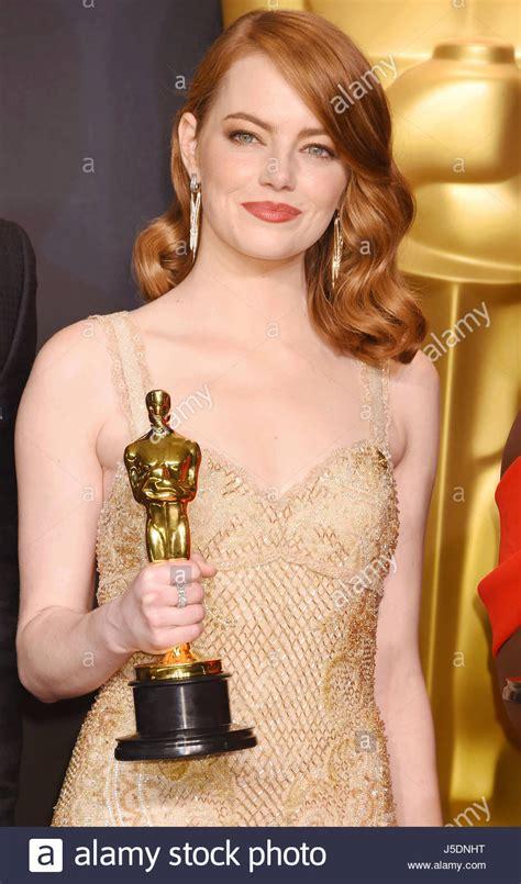 emma stone oscar movie emma stone us film actress with her best actress oscar for