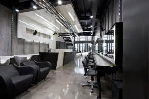 hair salon futuristic ultra modern salon design ideas