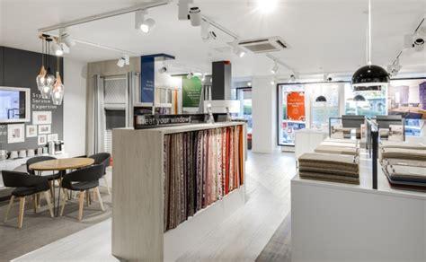 hillarys awnings hillarys showroom by mynt design bristol uk 187 retail design blog