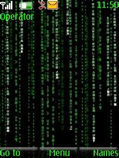 mobile themes of movies download the matrix nokia theme mobile toones