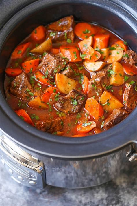top slow cooker recipes 187 slow cooker beef stew