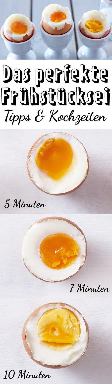 Richtig Ei Kochen by Die Besten 25 Eier Ideen Auf Perfektes