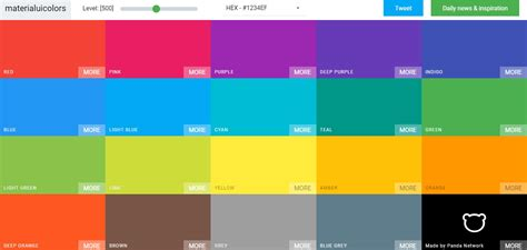 matrial color 20 material design color tools every designer should use