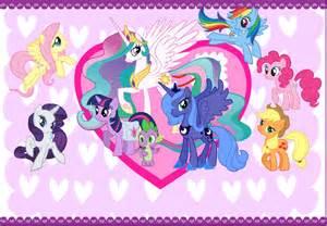 my pony birthday cards gangcraft net