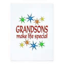 grandson invitations announcements zazzle