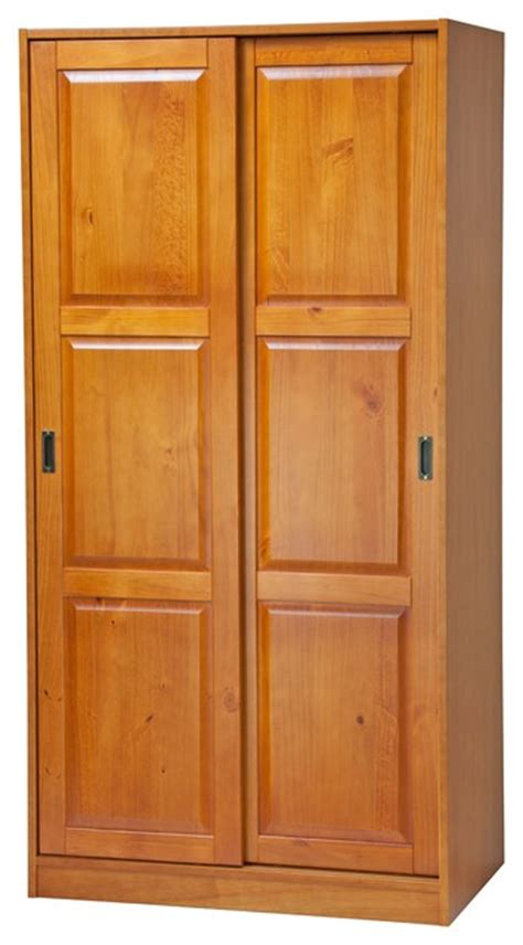 Pine Sliding Closet Doors 100 Solid Wood 2 Sliding Door Wardrobe Armoire Closet Interior Doors By Palace Imports