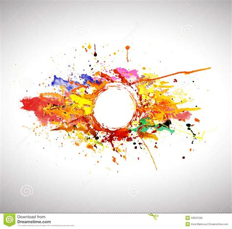 spray paint background banner of abstract spray paint stock vector image 43531232