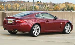 2010 Jaguar Xkr Car And Driver