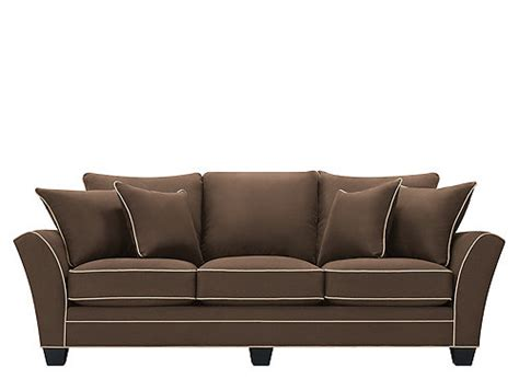 briarwood microfiber sofa briarwood microfiber sofa sofas raymour and flanigan